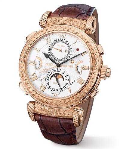 Meticulously Crafting  a Three Million Dollar Wristwatch