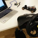 Driving an RC Car with Arduino and a USB Racing Wheel