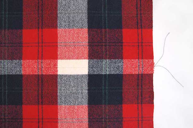 How to Sew Perfectly Matched Plaids