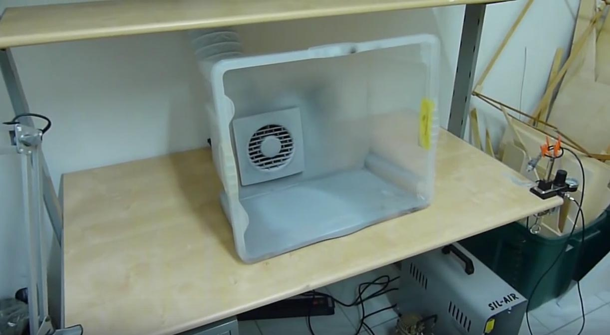 how to clean oven downdraft vent chamber