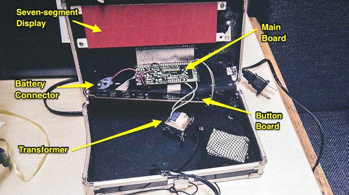 This Is Ahmed Mohamed's Clock