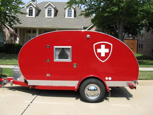 11 Teardrop Trailer Builds to Inspire Your Haulable Home | Make: