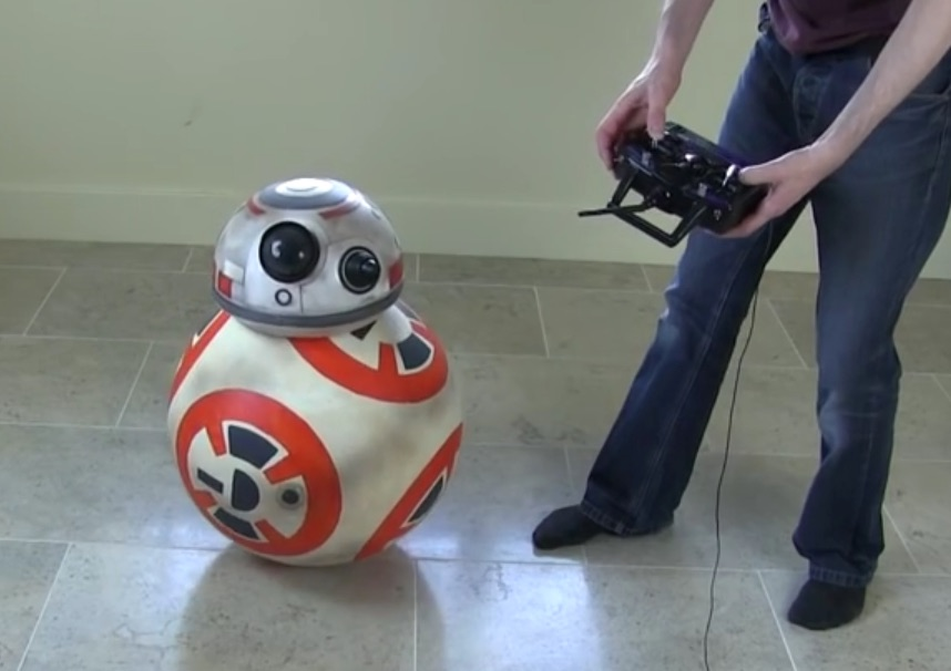 Yet Another Cool BB-8 Droid Project