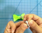 Craft a Light Up Paper Bow Tie for Your Next Party