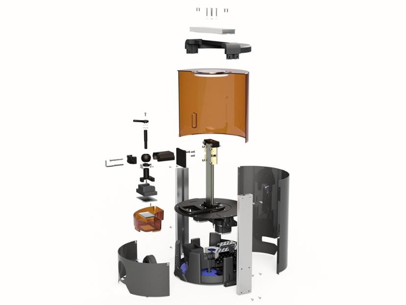 Autodesk Open Sources the Ember 3D Printer's Schematics, Firmware