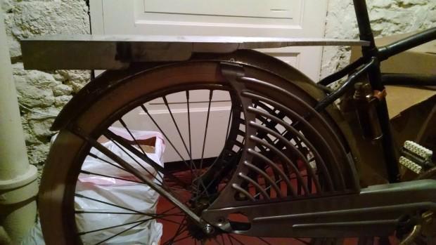 Strut on Bike