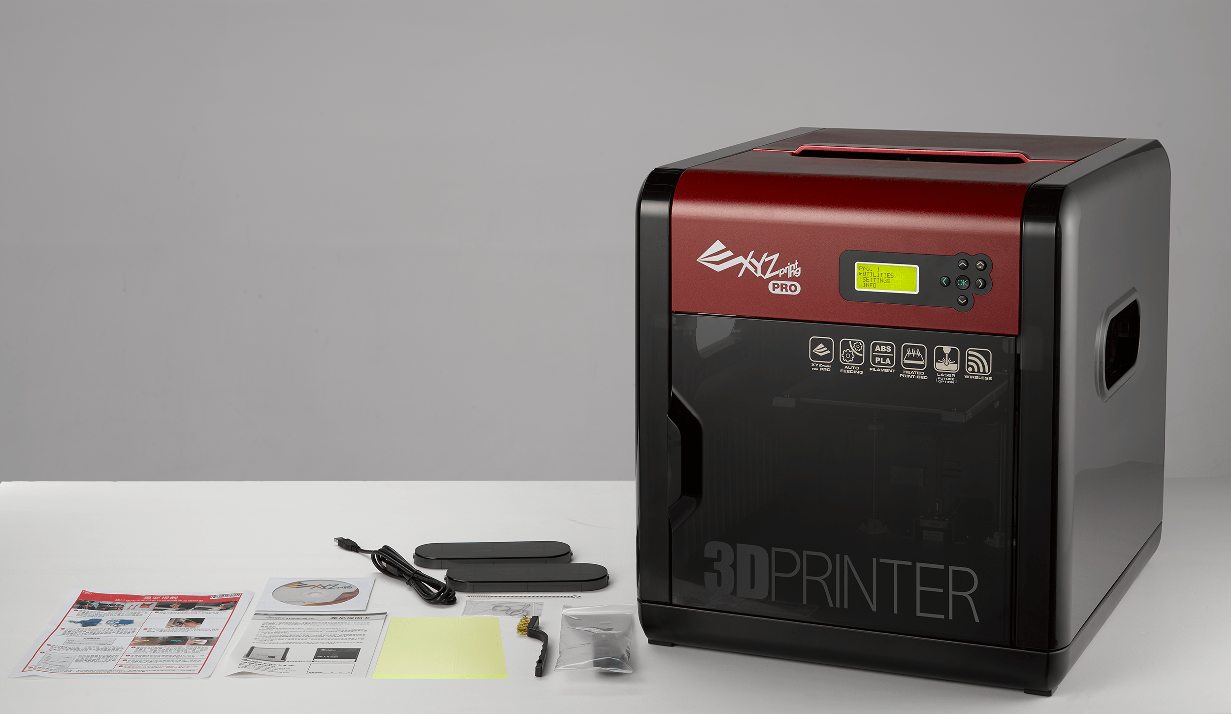 Print in Braille, and Other 3D Printing Announcements from World Maker Faire