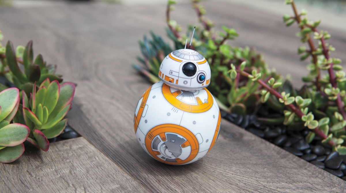 Hands-On with Sphero's Star Wars BB-8 Toy