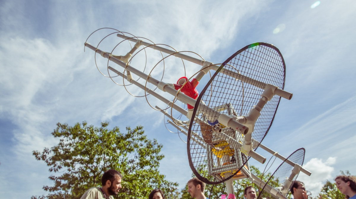 Build Your Own Satellite Ground Station