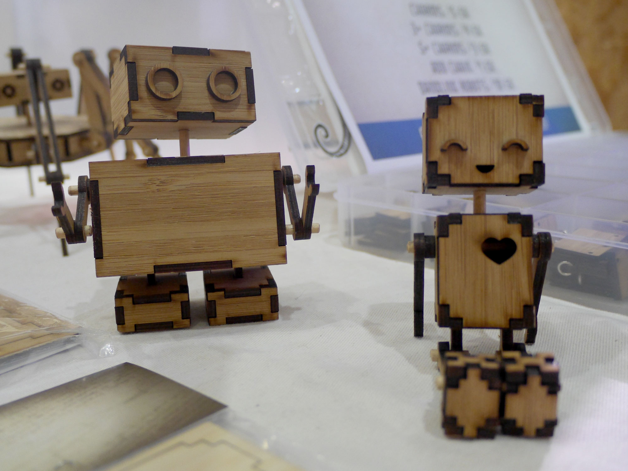 My Favorite Toys at Maker Faire