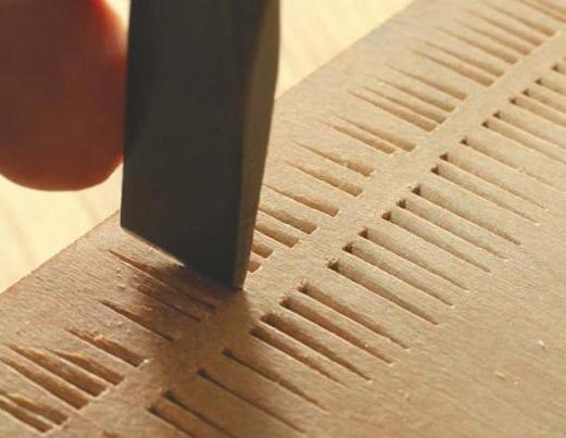 Add Amazing Textures to Your Wood Projects
