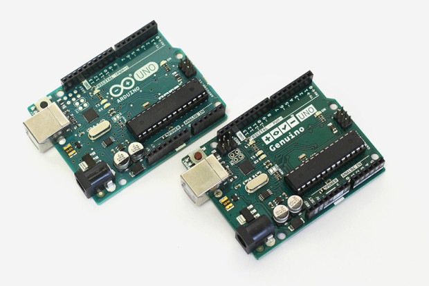 Arduino boards such as the Uno and Genuino also support Windows IoT Core as long as you're using them in conjunction with a Windows-based device.