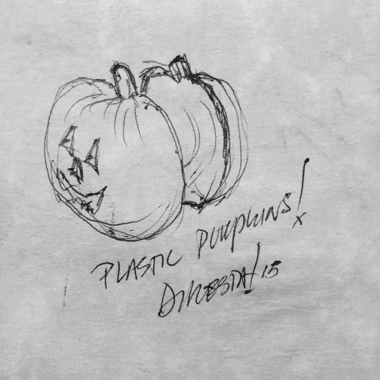DiResta: Plastic Pumpkins