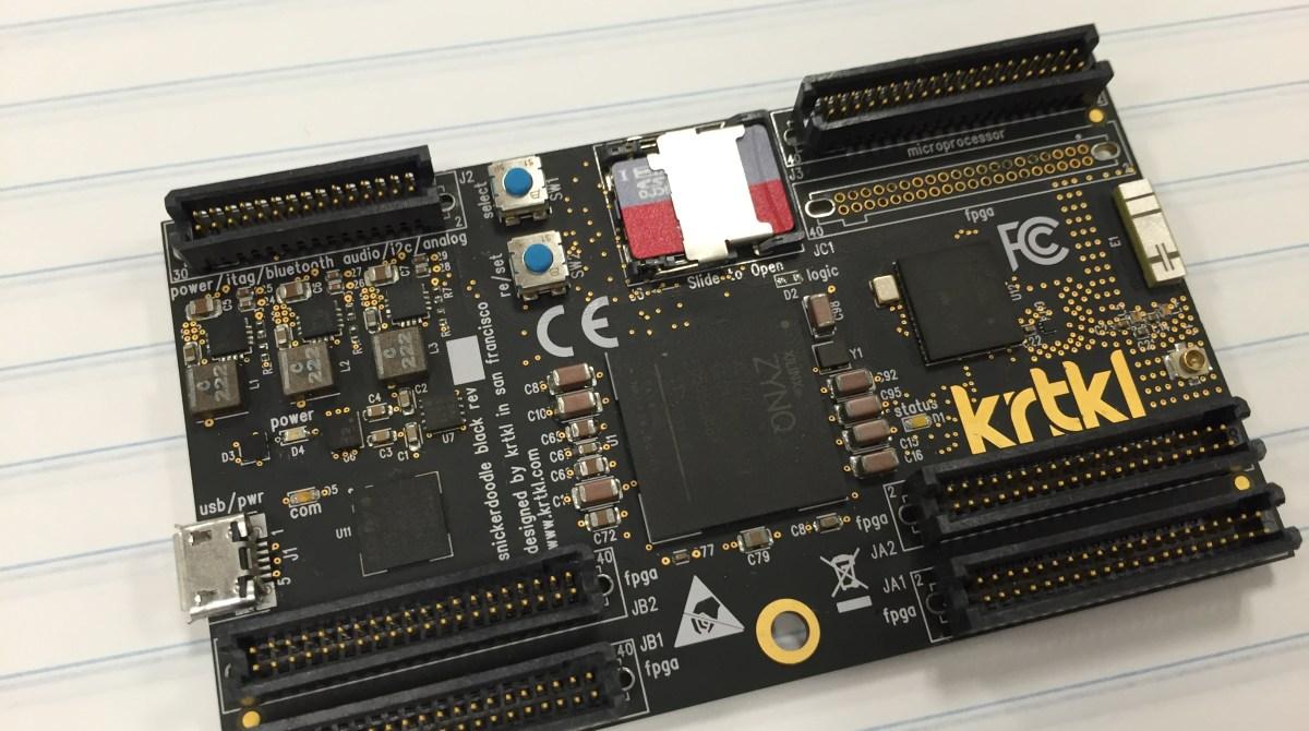 Snickerdoodle Dev Board Boasts ARM Processor with Onboard FPGA