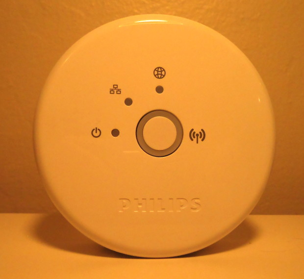"""A Philips Hue """"bridge"""" for home automation."""