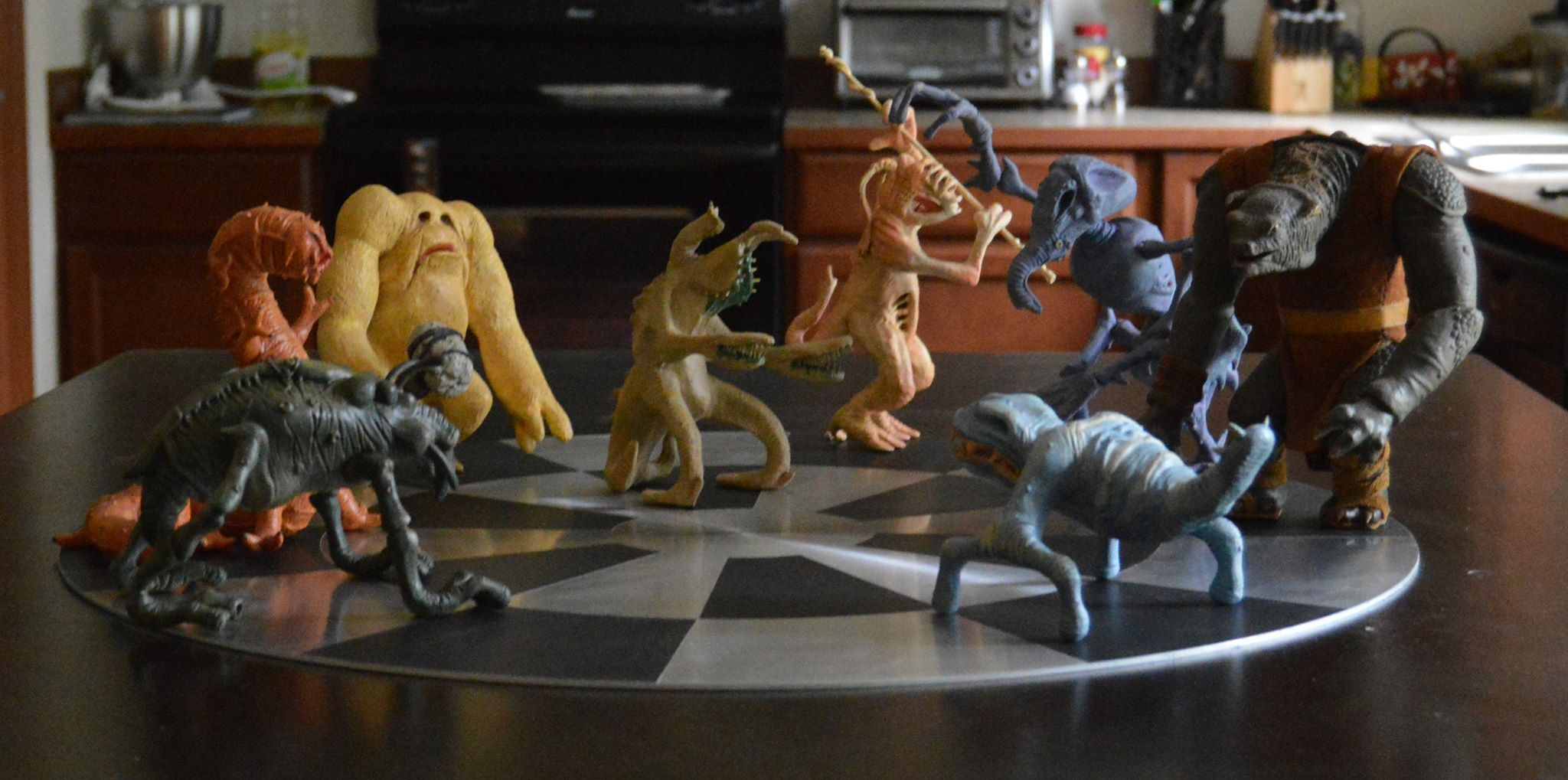 Building a Playable Star Wars Holochess Set