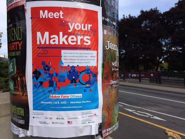 Paparazzi Bots to Follow You Like a Celeb at Maker Faire Ottawa