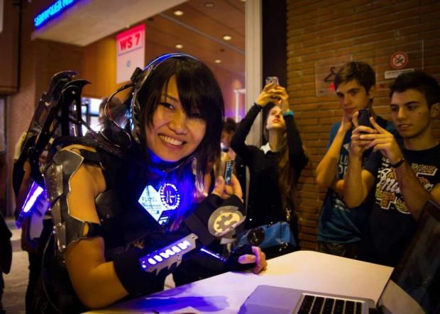 mfr robot girl