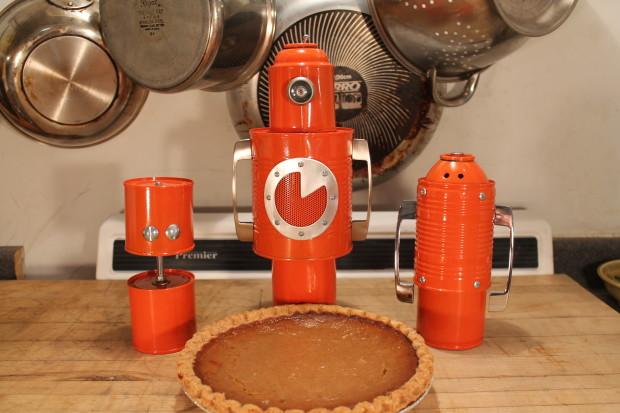 Pumpkin Pie Bots