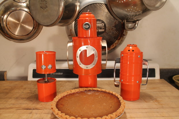 Pumpkin Pie Bots