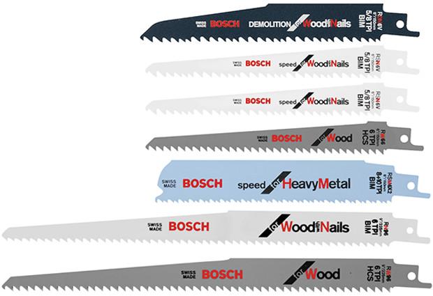 Bosch Blades