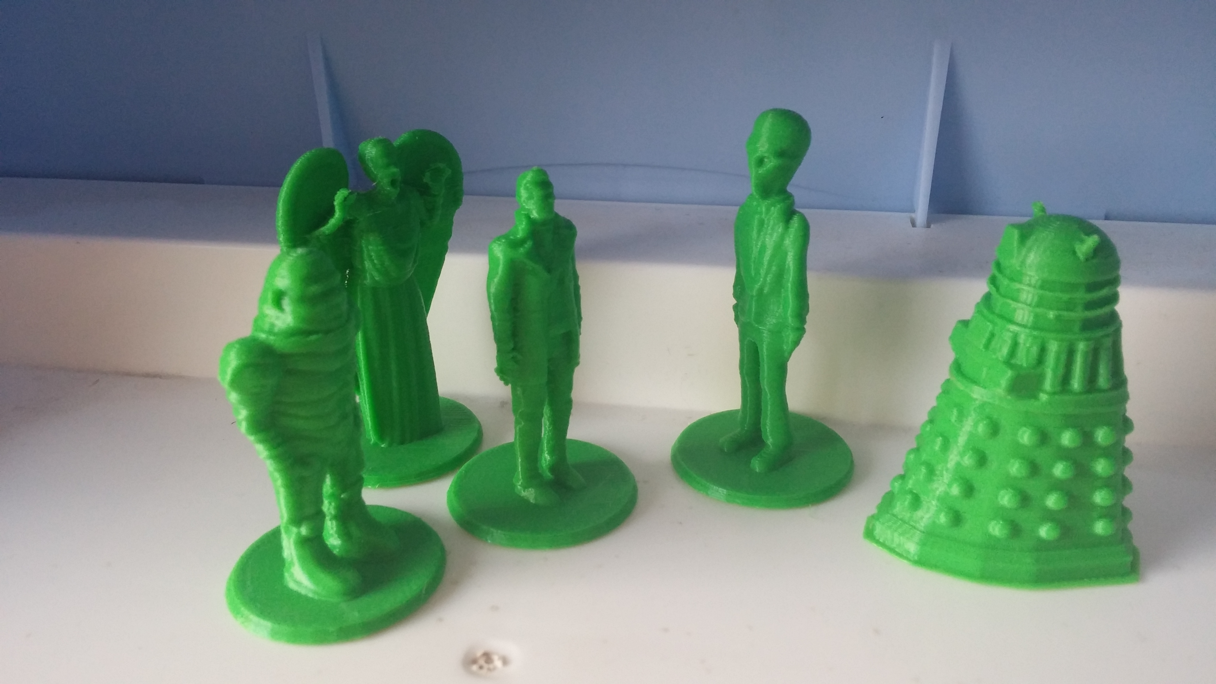 The 7 Best 3D Printers for Miniatures 2020 - By Experts | 2340x4160
