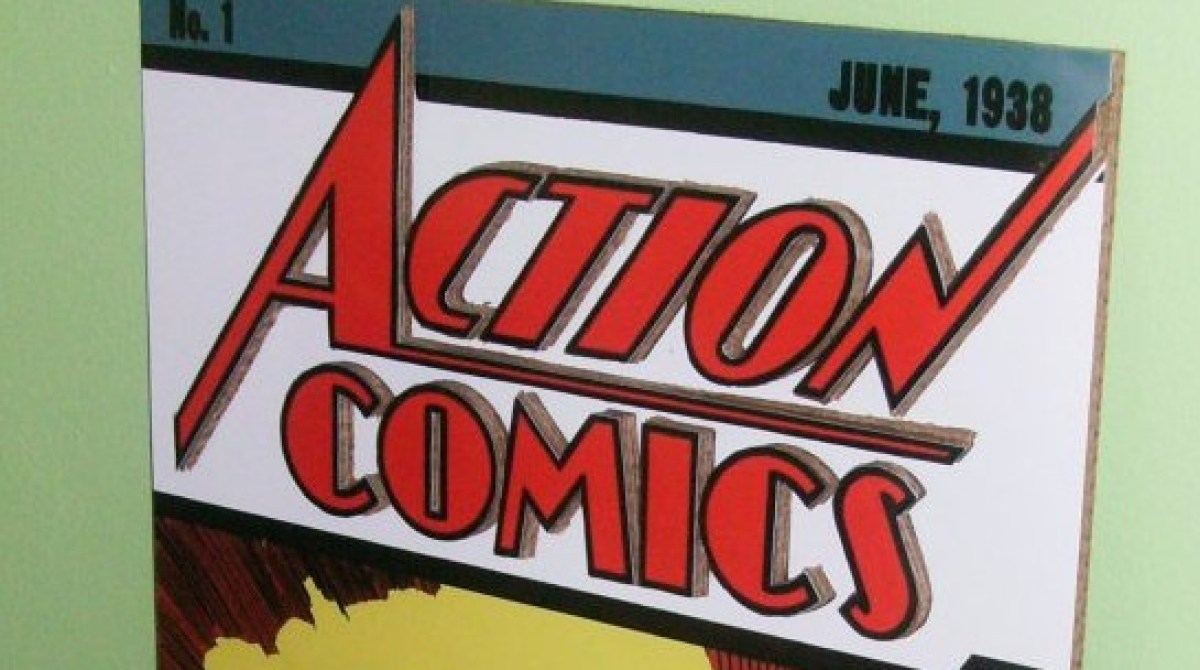 Create Eye-Popping 3D Posters of Your Favorite Comic Book Covers