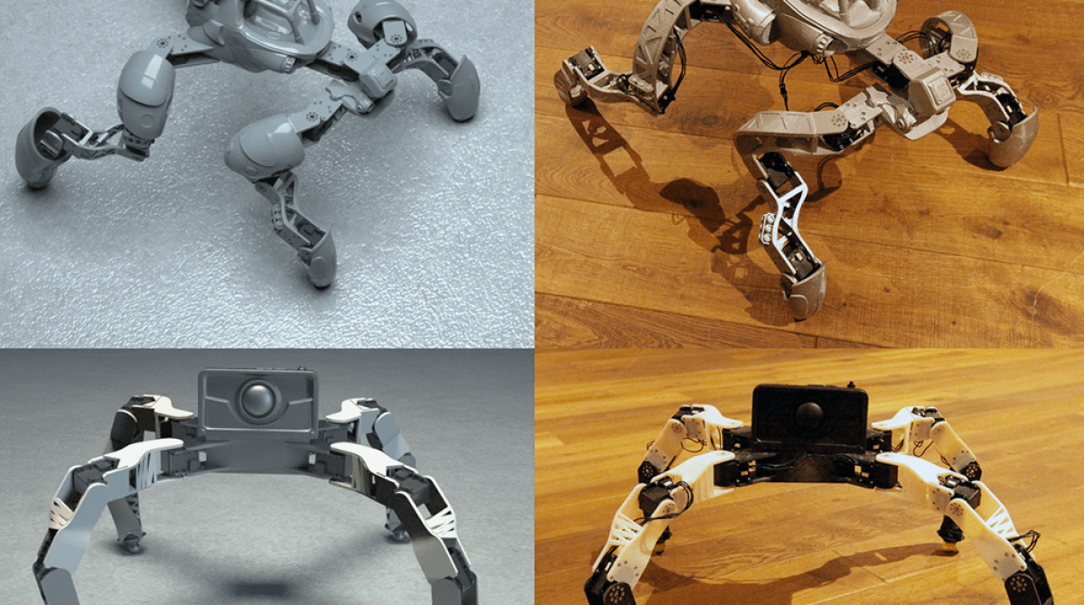 Design tool for 3d printable robots from disney research make article featured image malvernweather Images
