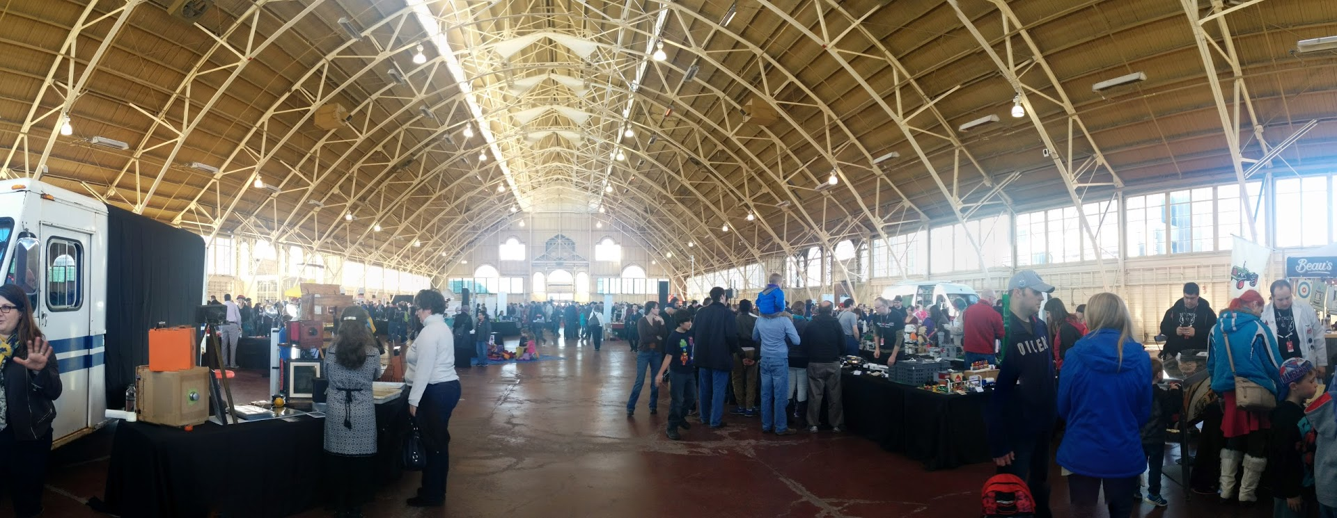 Art at the Heart of Canada: Ottawa Maker Faire Gets Crafty