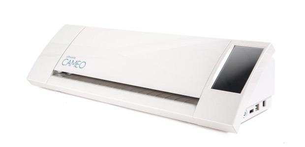 Review Silhouette Cameo Is A Desktop Vinyl Cutter That S