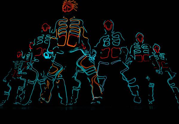 Dancing Leds Pcb Diagram Electronic Design