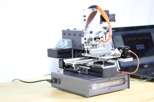 Prometheus - This is not a 3D printer.