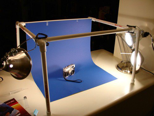 Article Featured Image & PVC Light Box/Light Tent | Make: