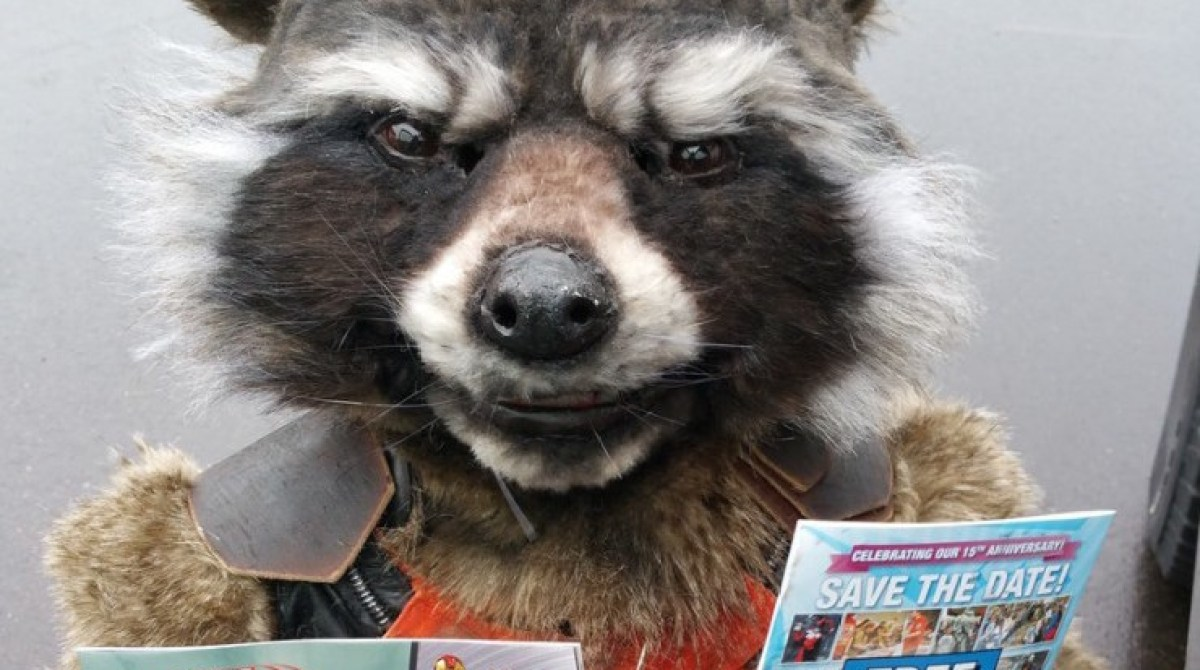 More Details on That Uncanny Rocket Raccoon Costume