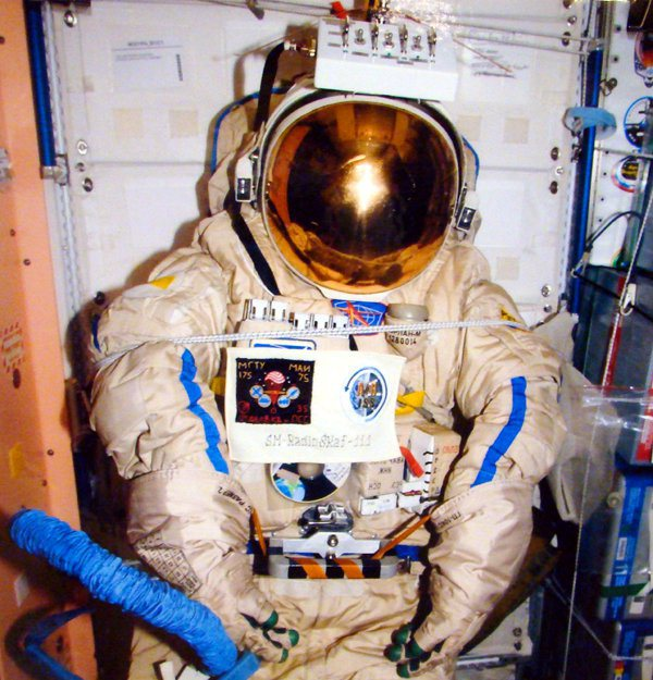 SuitSat: Hacking for Outer Space