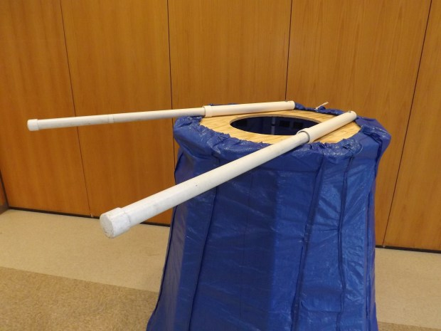 Build a Giant Collapsible Vortex Air Cannon You Can Take Anywhere