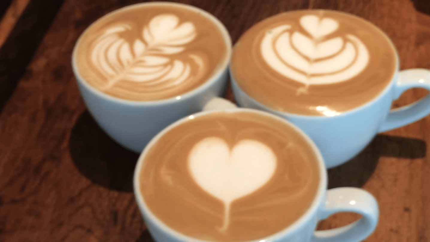 Cute Popsicle Wallpaper How To Make Perfect Latte Art With Steamed Milk Make