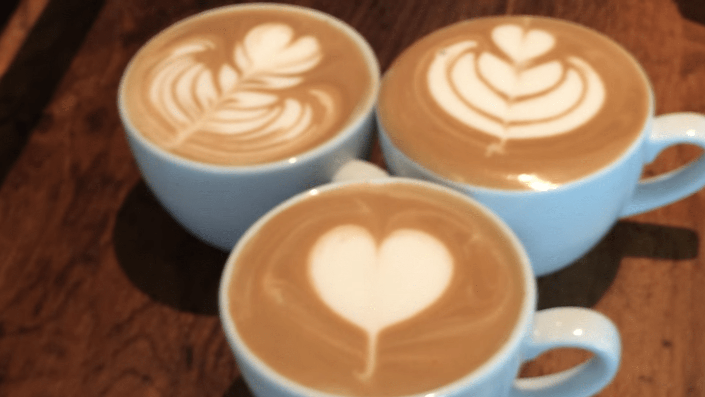 How to Make Perfect Latte Art with Steamed Milk