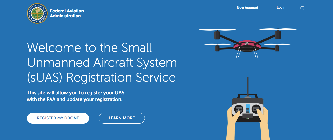 We Registered on the FAA's Drone Registry; Here's How it Works