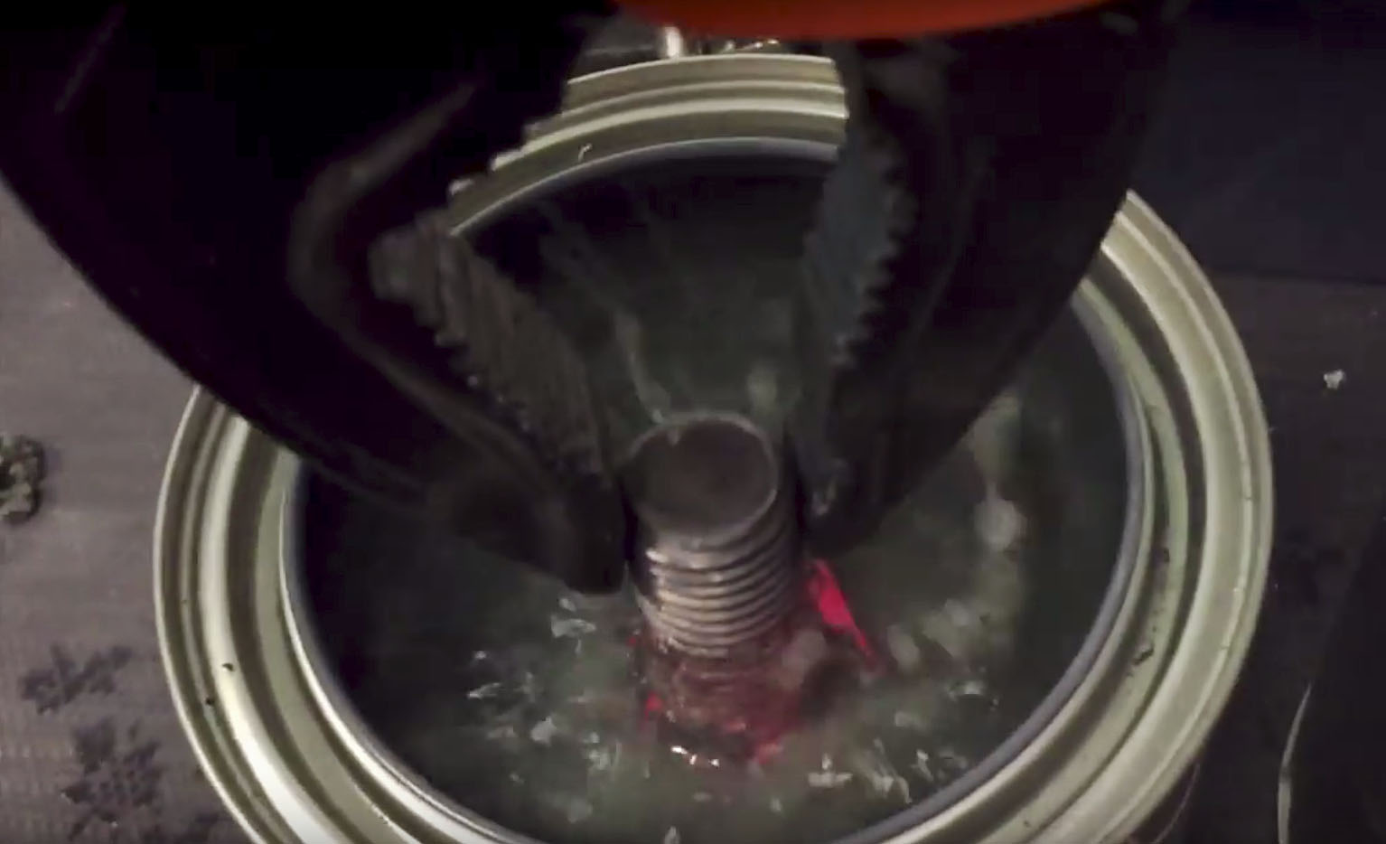 Learn to Cryogenically Harden Metal with an Induction Heater