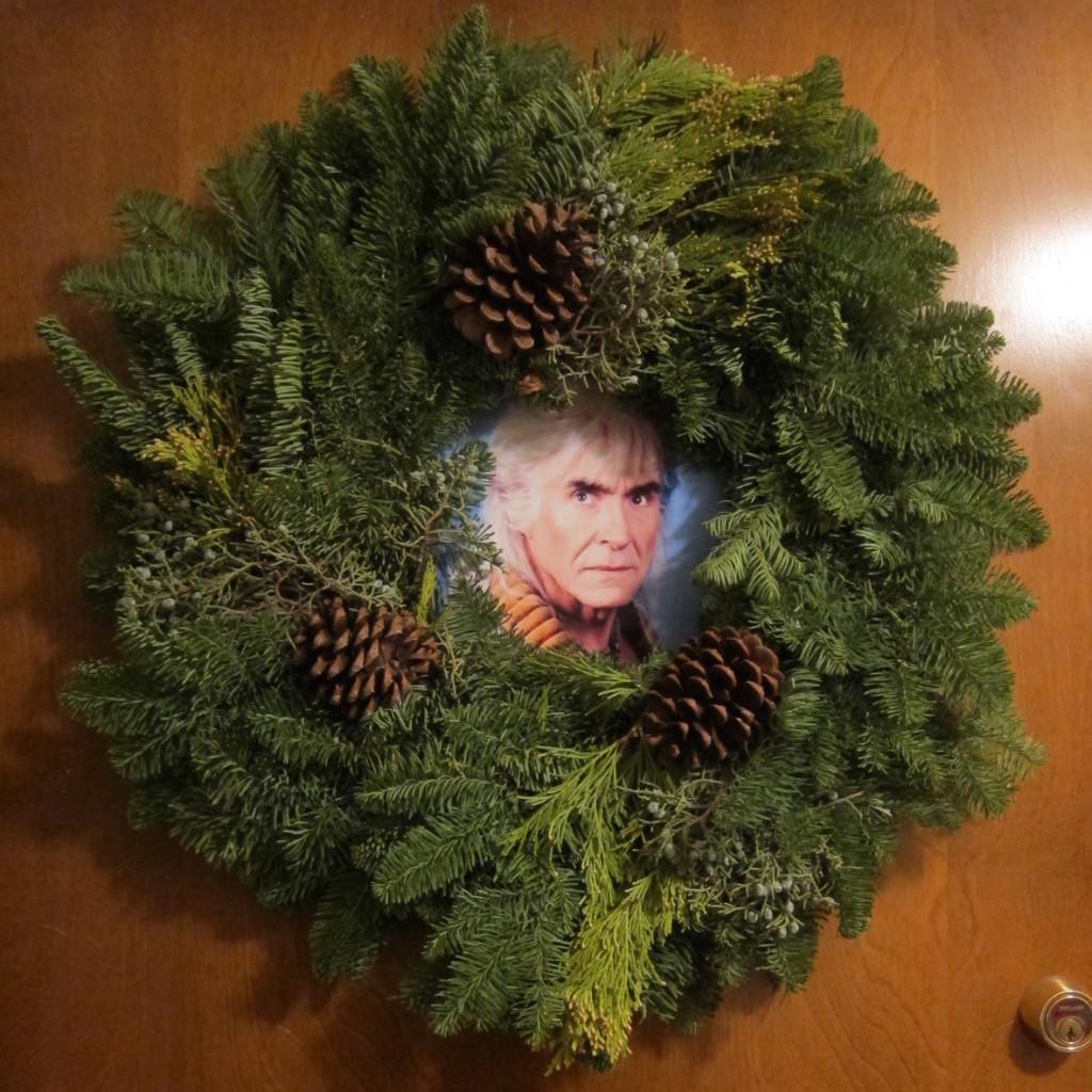 The Wreath of Khan