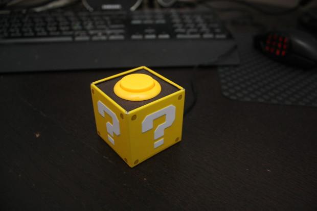 mystery block