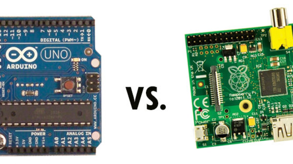 Raspberry Pi or Arduino? One Simple Rule to Choose the Right