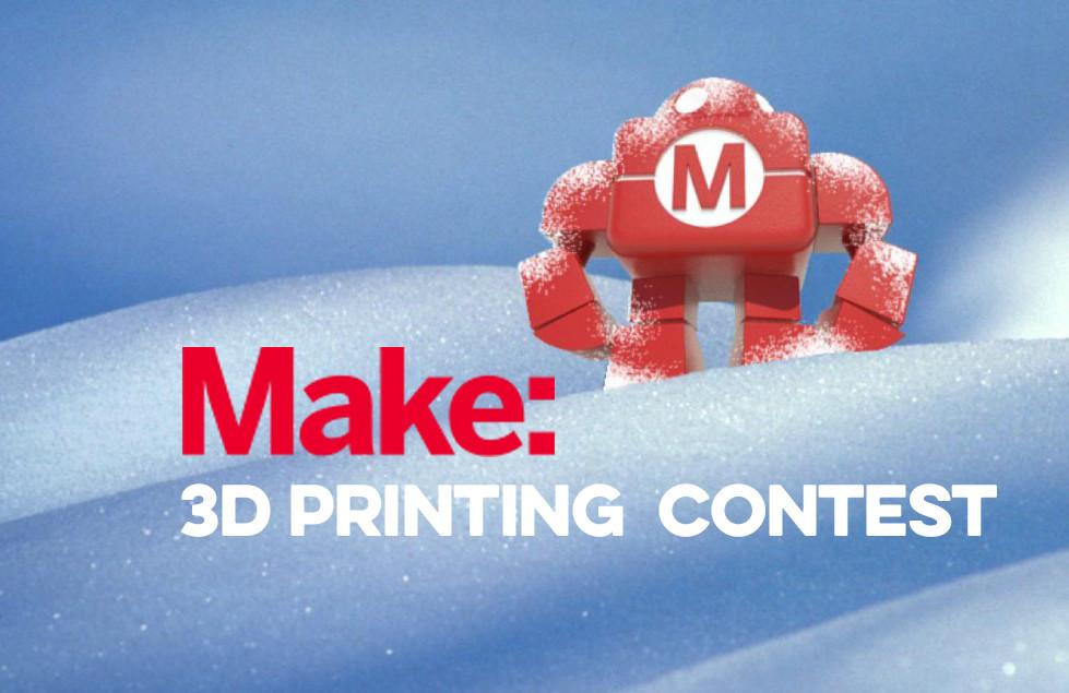 Contest: Design and 3D Print an Ornament, Win an Ultimaker!