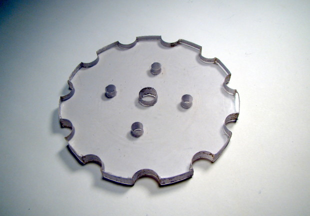 Lexan Sprocket