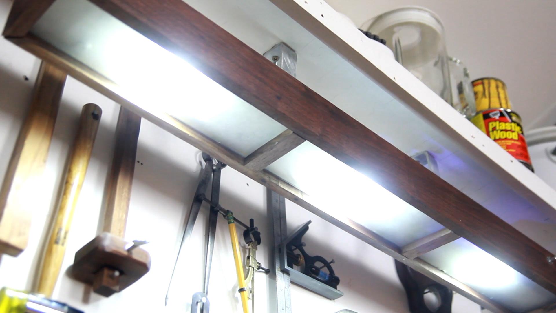 Darbin Orvar: Construct a Beautiful, Dimmable LED Light Fixture