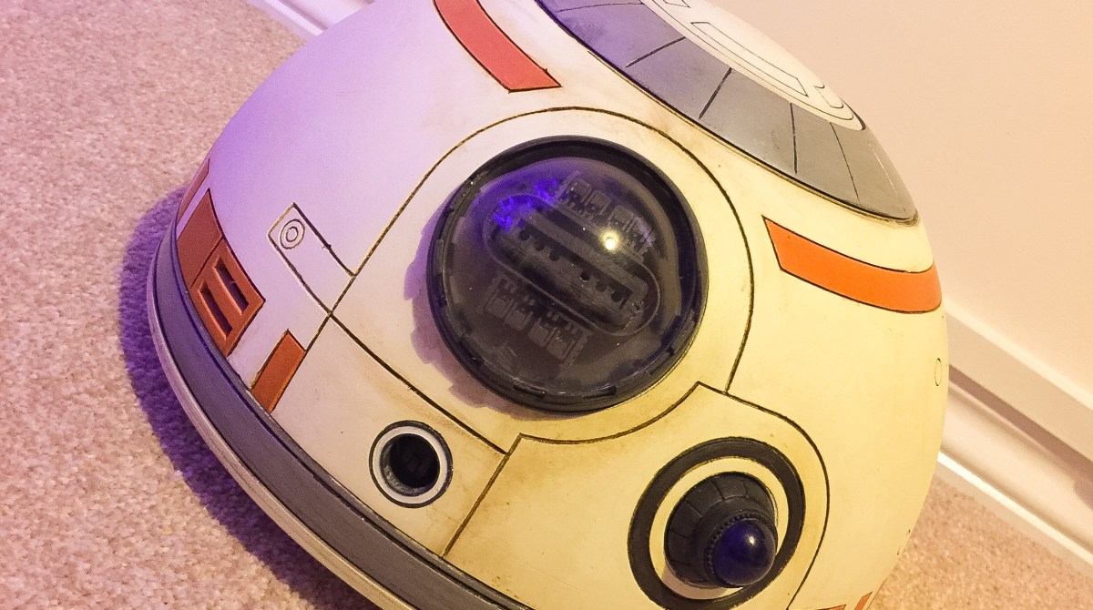 What I Learned 3D Printing My Own BB-8
