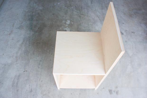 Marfa-Inspired Minimal Chair-8