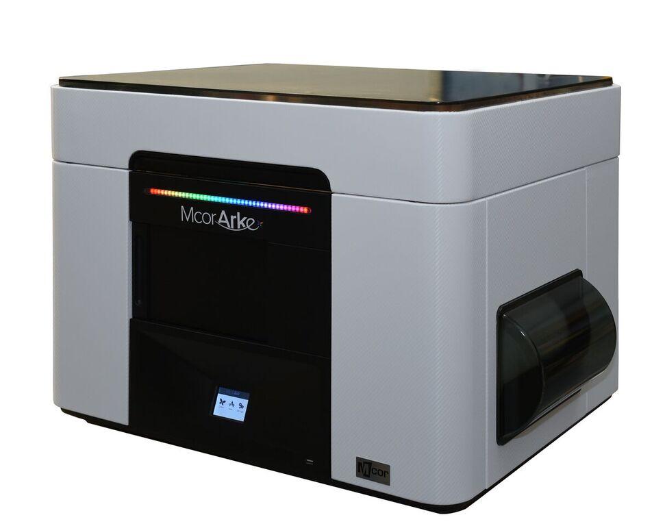 Mcor ARKe Brings Full Color 3D Printing to the Desktop