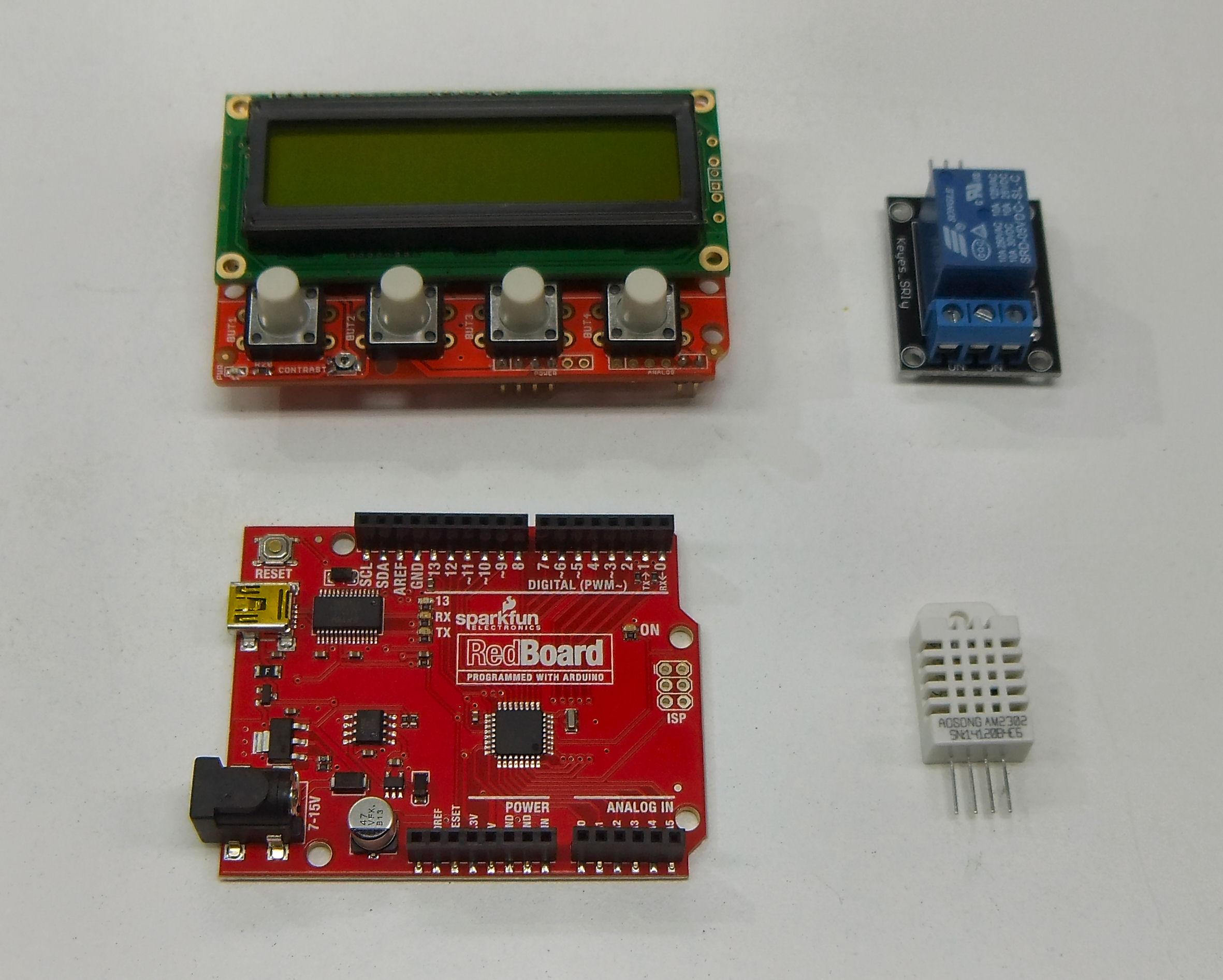 Build a Dual Thermostat for Precise Preset Temperatures | Make